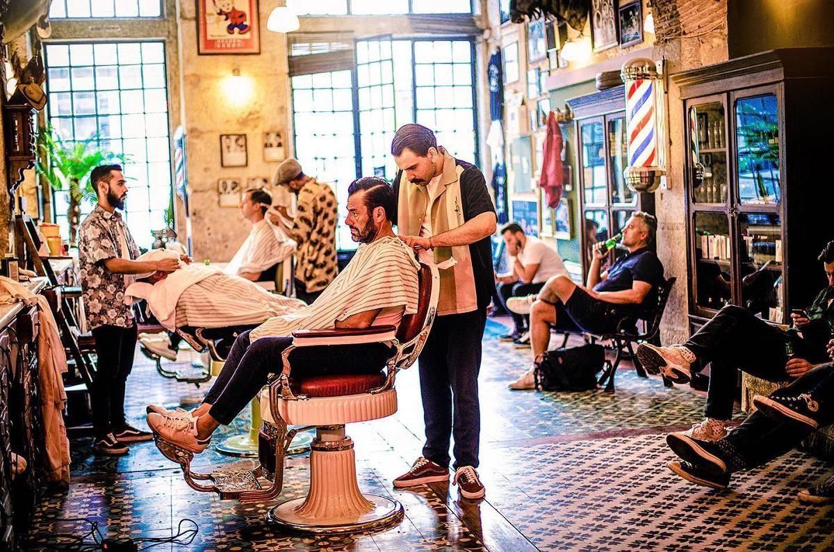 Lisboa tem mais estilo com estas barbearias