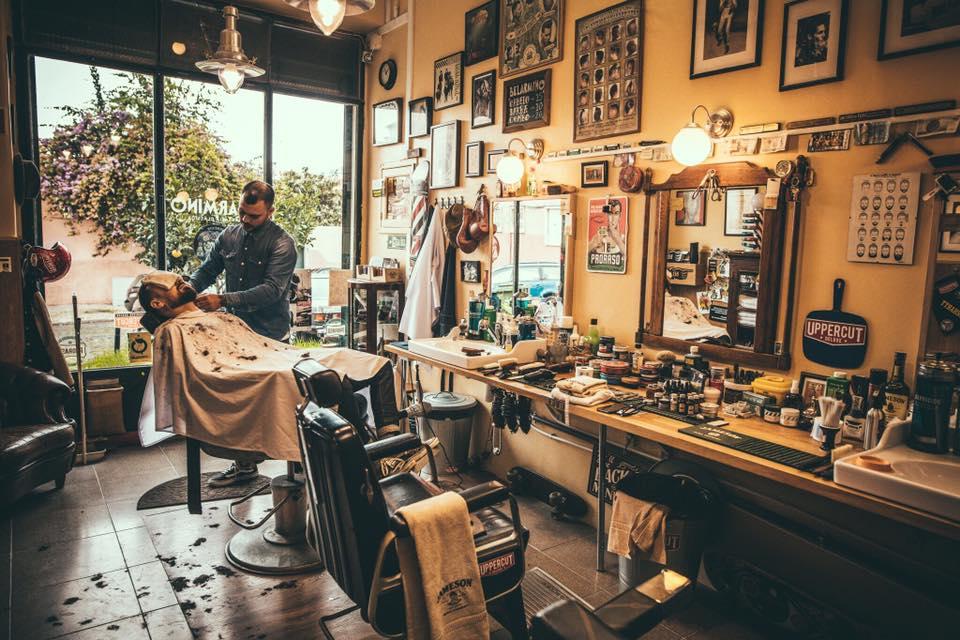 Barbearia Belarmino