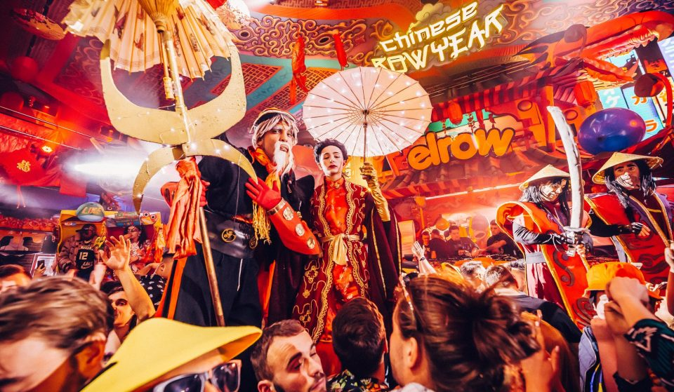 Este sábado, Sam Paganini, Claptone e DJ Vibe juntam-se num espetáculo épico de festa e cor