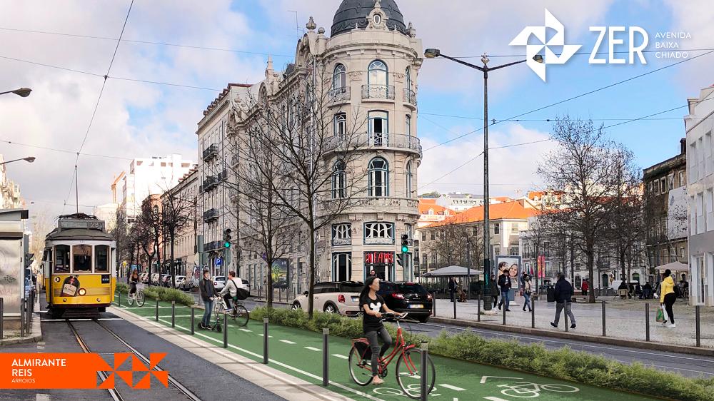 Plano para centro de Lisboa ter menos carros foi adiado