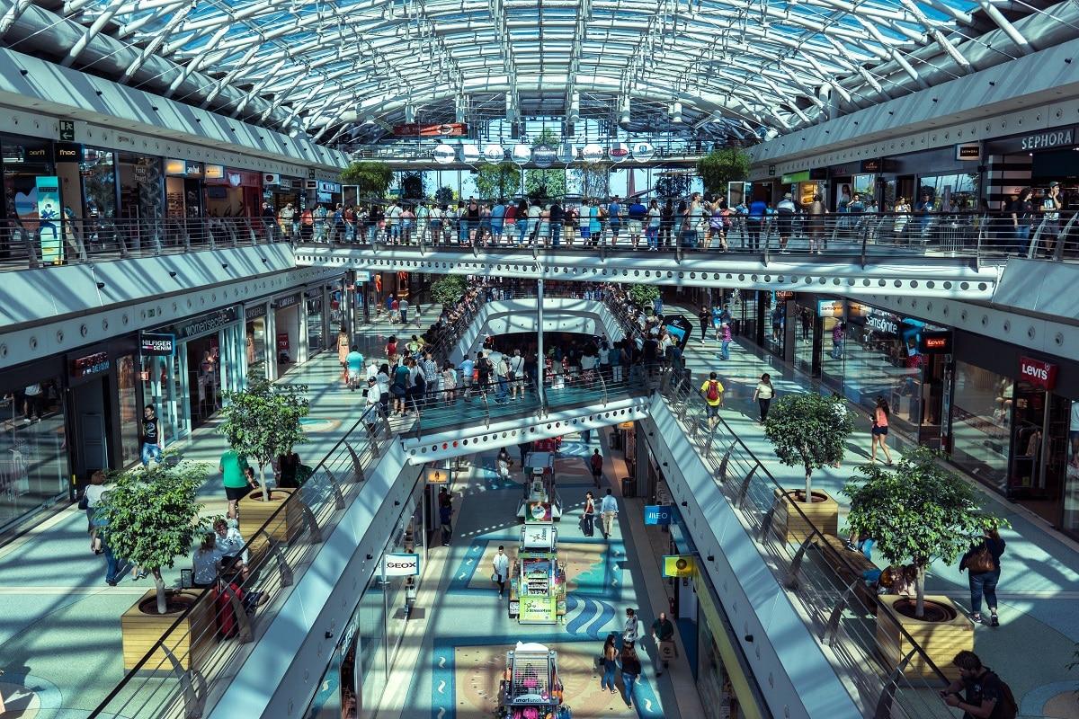 centro comercial vasco da gama em lisboa