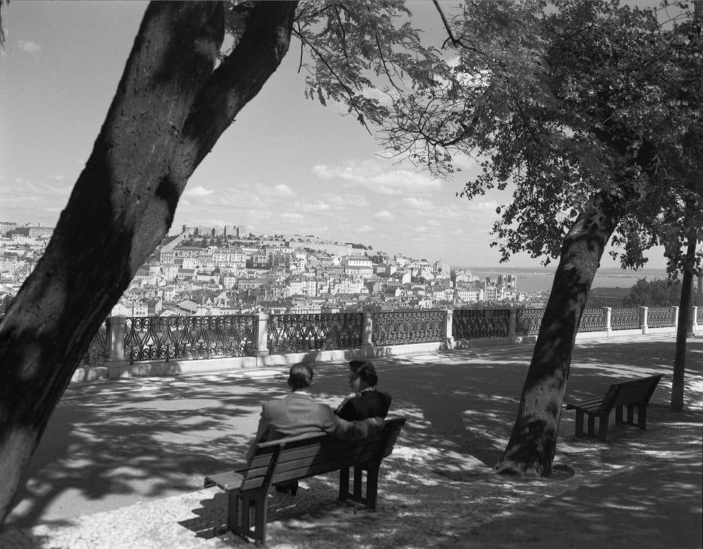 30 fotografias a preto e branco para recordar a Lisboa antiga