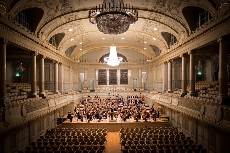 Concerto do Dia: todos os dias numa das melhores salas europeias