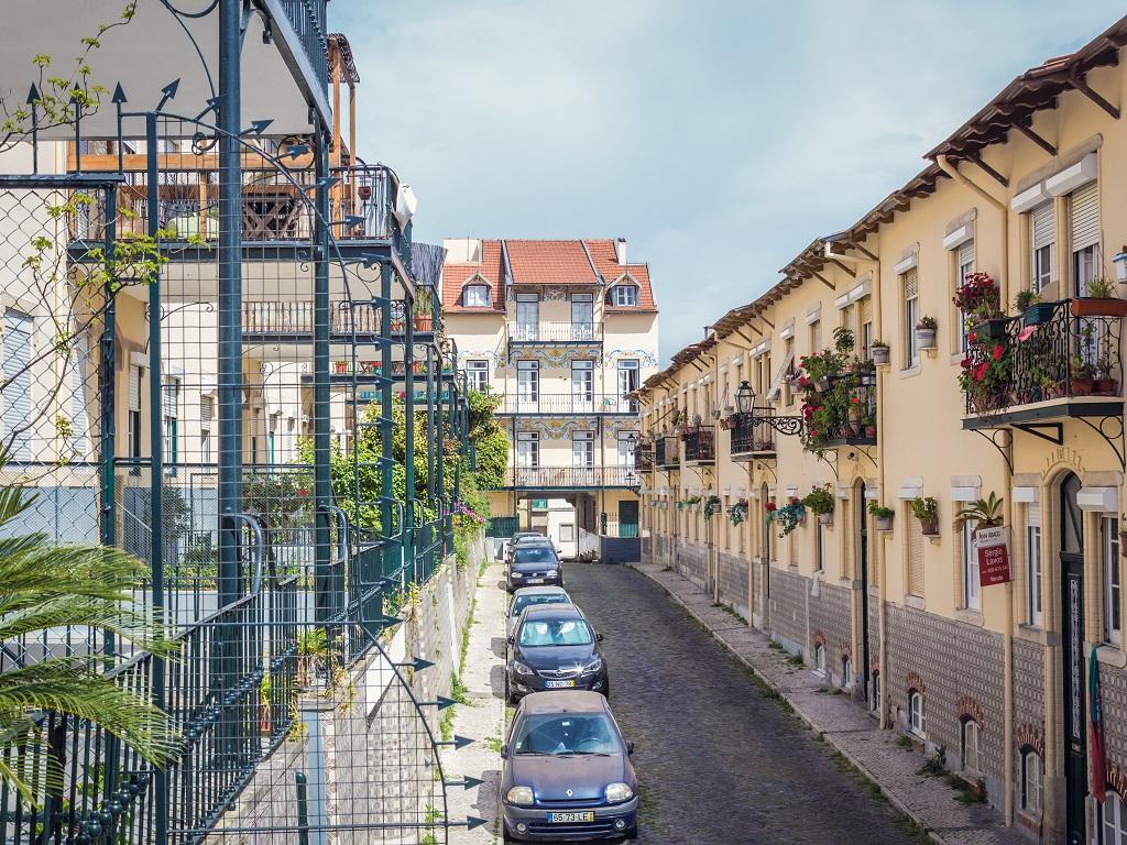 Um passeio por 6 vilas operárias de Lisboa