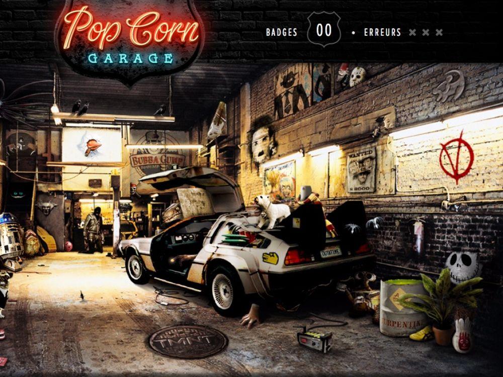 imagem dos enigmas popcorn-garage
