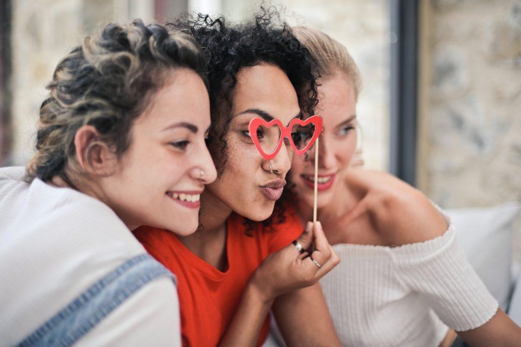 three-women-posing-for-photo