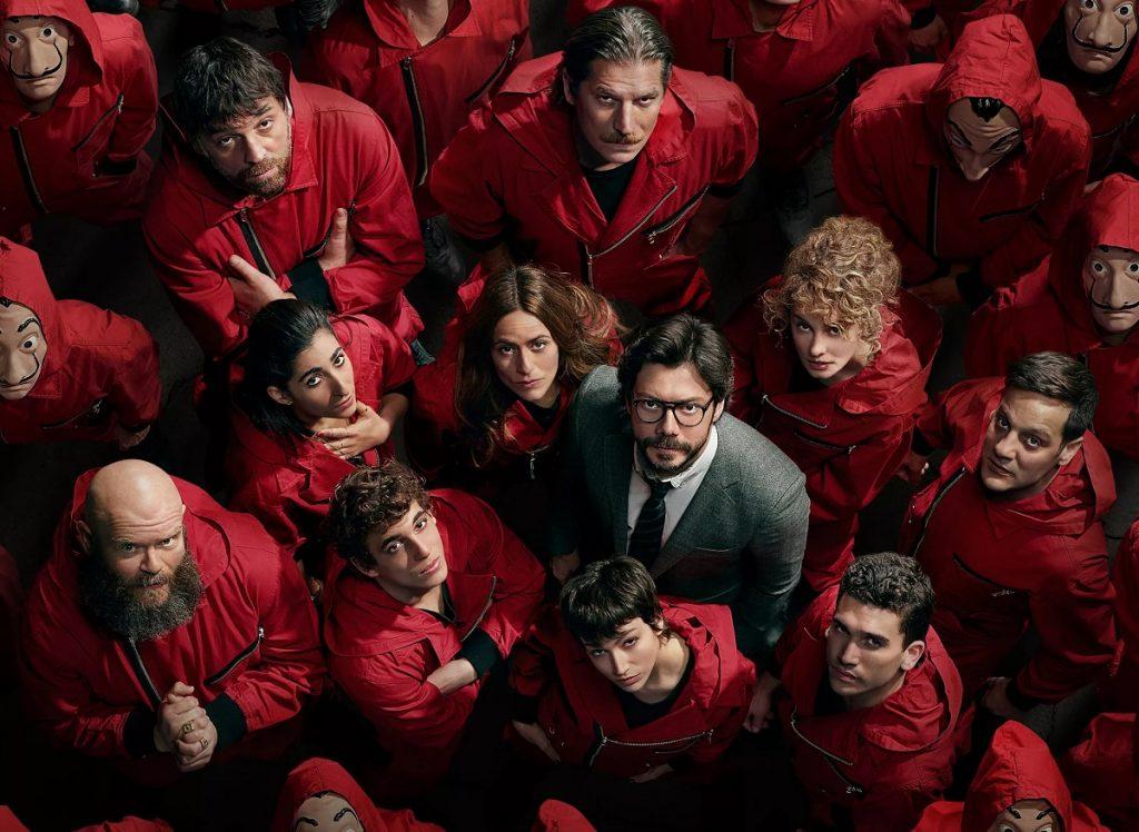 La Casa de Papel: o resumo antes de abrires a Netflix para ver a 4ª temporada
