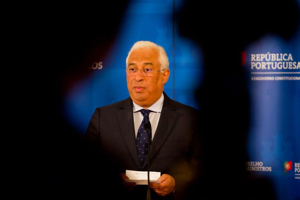 primeiro ministro de portugal antónio costa