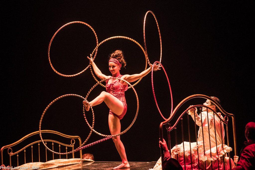 """Cirque du Soleil oferece espetáculos gratuitos na plataforma """"CirqueConnect"""""""