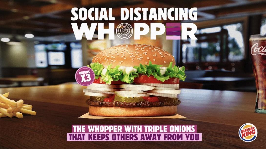 social distancing whooper
