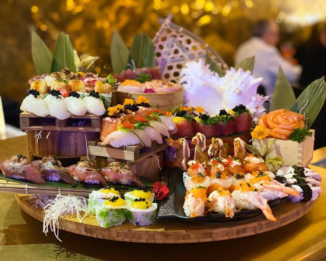 especial do chef no edo sushi alvalade