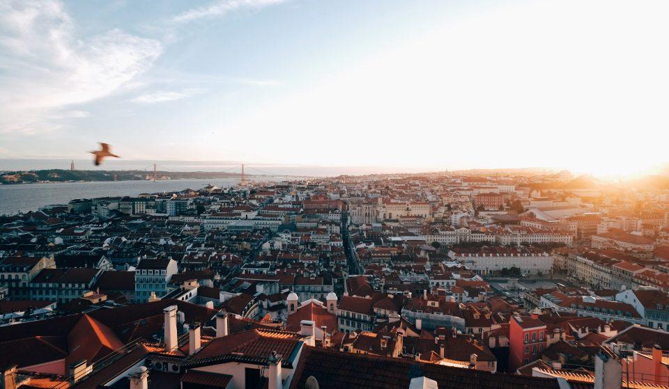 15 fotografias que mostram toda a beleza da primavera em Lisboa
