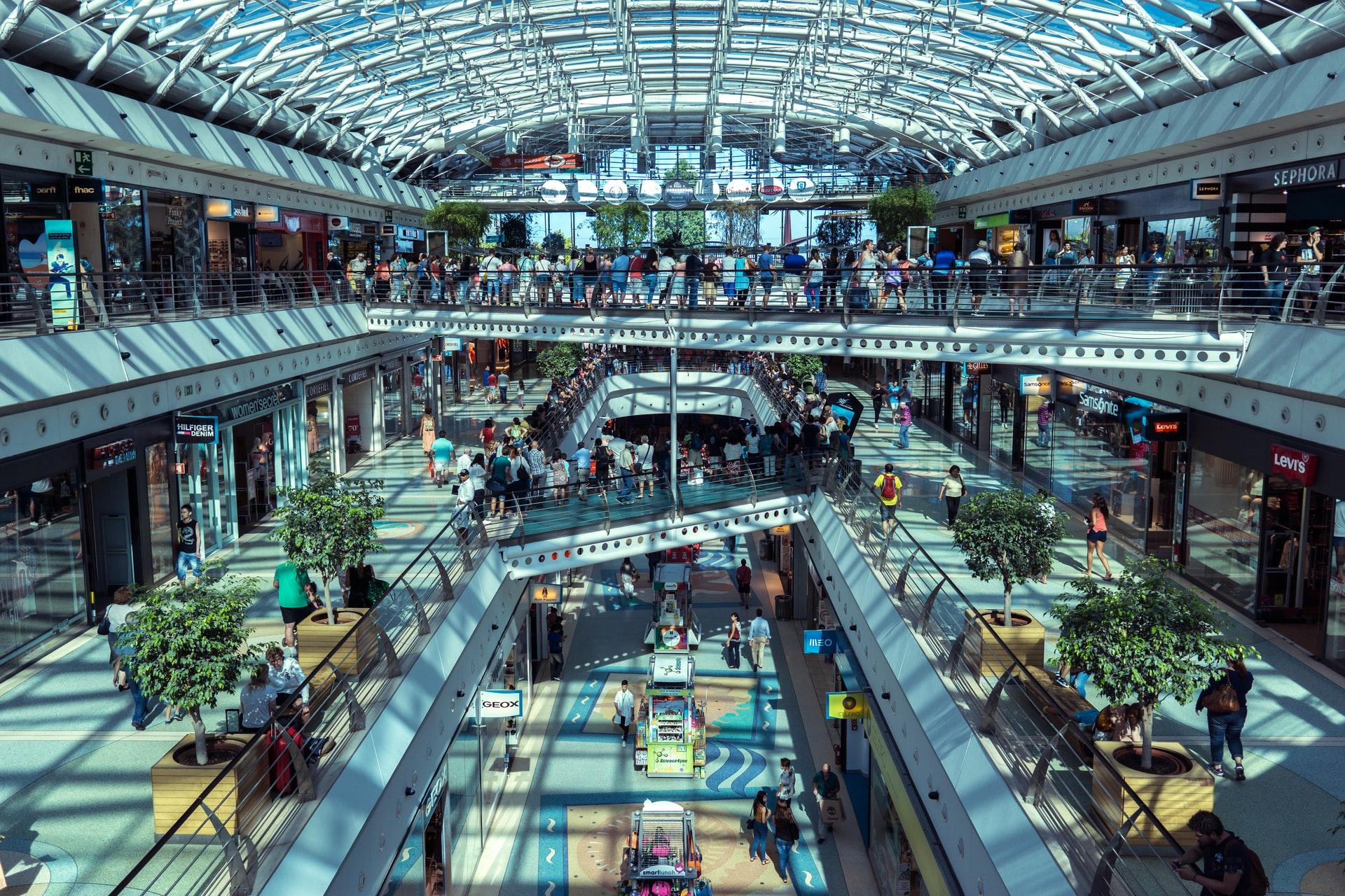 centro comercial vasco da gama