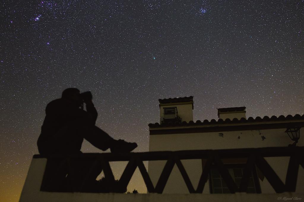 As fotografias captadas no Observatório Dark Sky são do outro mundo