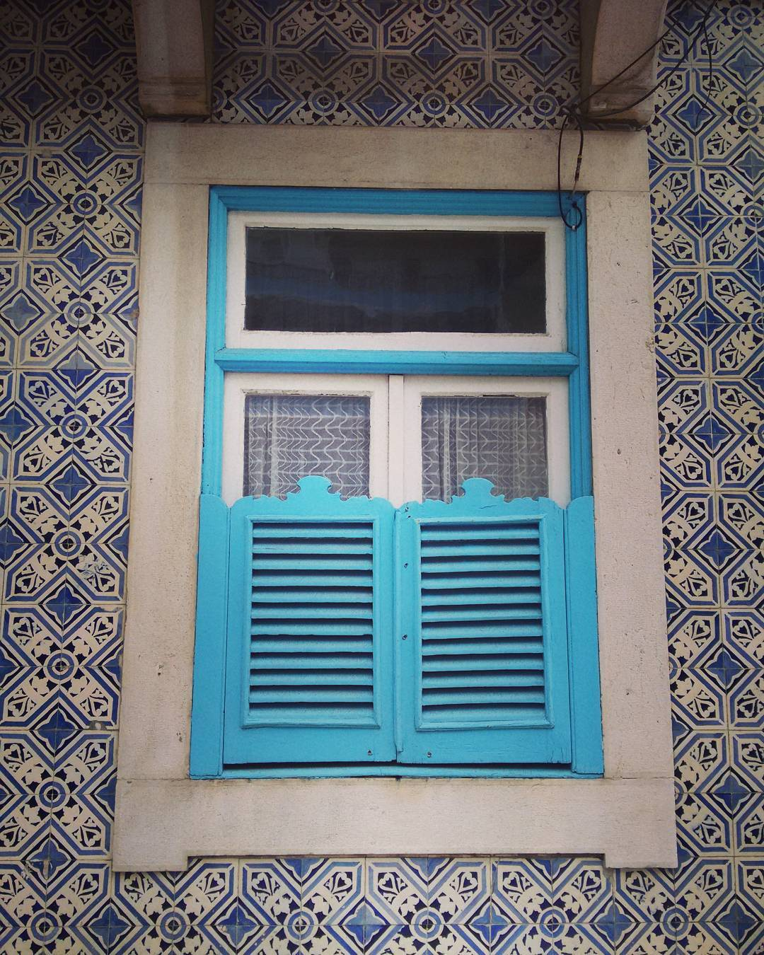 30 fotografias das janelas mais bonitas de Lisboa