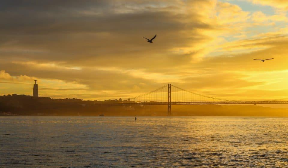 10 fotografias que mostram toda a beleza do verão em Lisboa