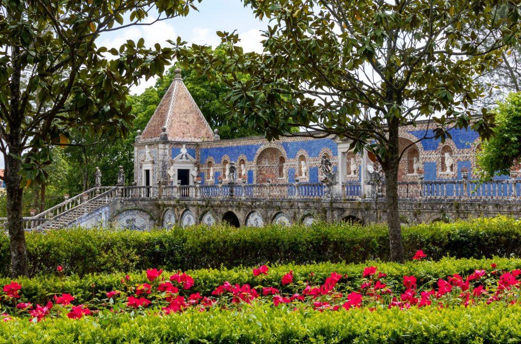 Jardins do Palácio da Fronteira