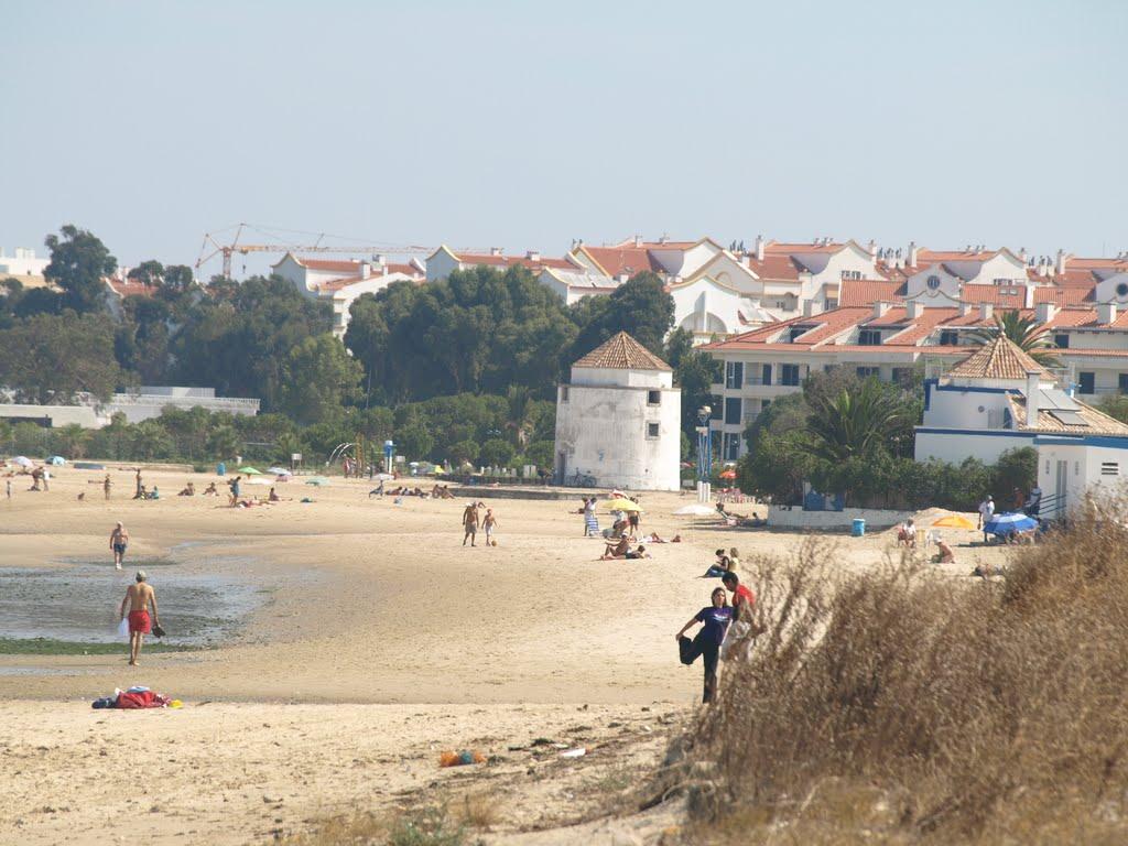 Praia dos Moinhos em Alcochete