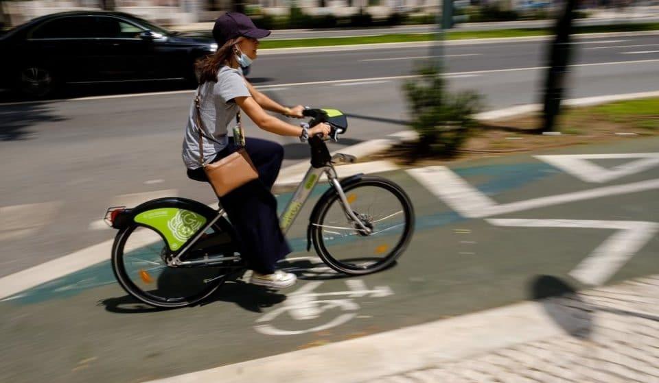 Bicicletas Gira gratuitas para promover mobilidade na cidade