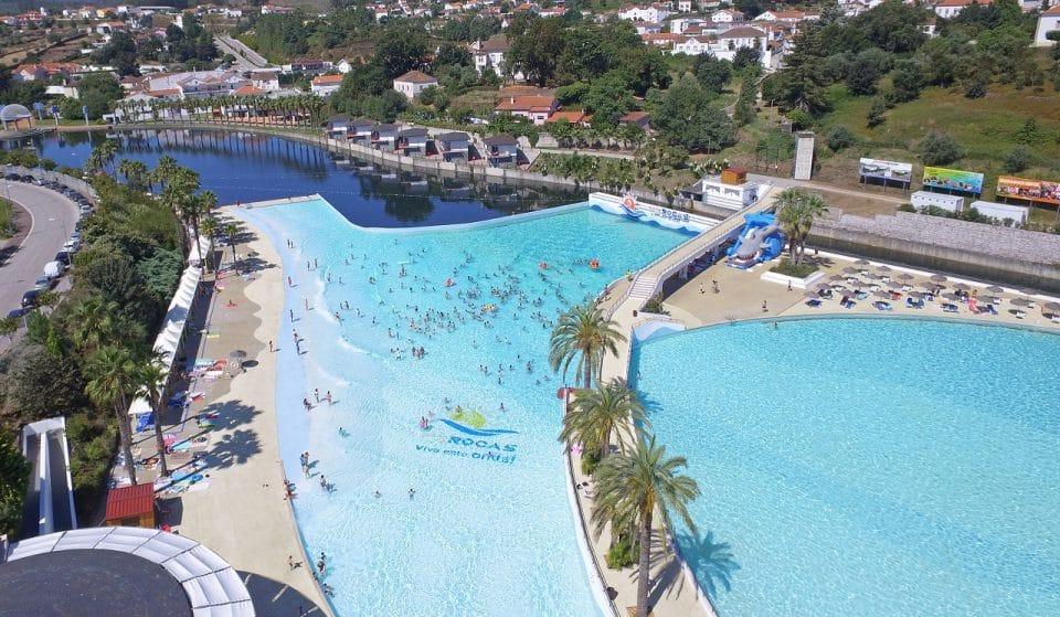 Ondas voltam ao interior do país: a piscina da Praia das Rocas vai reabrir