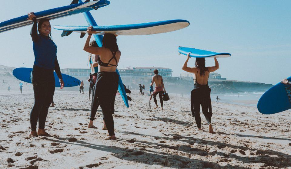 Surf Trip às melhores escolinhas de Lisboa e arredores