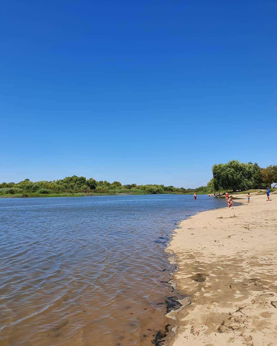 Praia Doce em Salvaterra de Magos