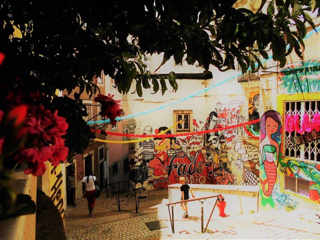 """As ruas mais """"secretas"""" de Lisboa"""
