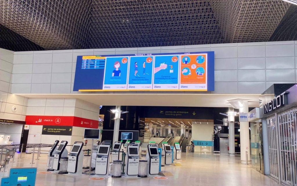 Turistas que entrem em Portugal são obrigados a fazer teste à covid-19