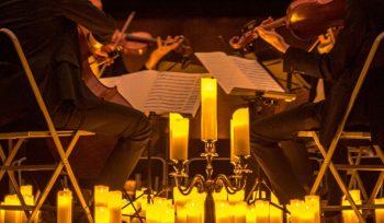 Candlelight Open Air: concertos à luz das velas nos jardins de Lisboa