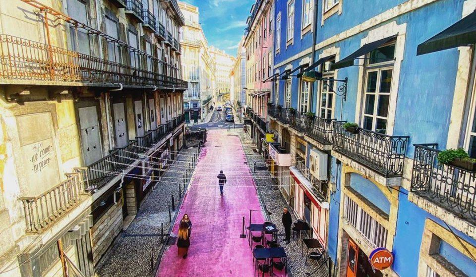 Lisboa é linda… e estas ruas comprovam toda a sua beleza