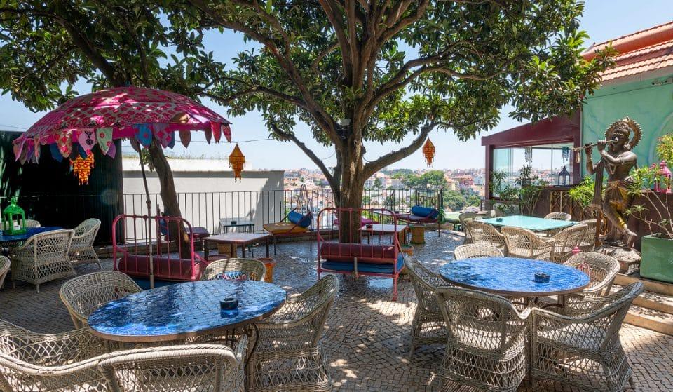 Lost In, o restaurante que é uma esplanada, um bar e um miradouro