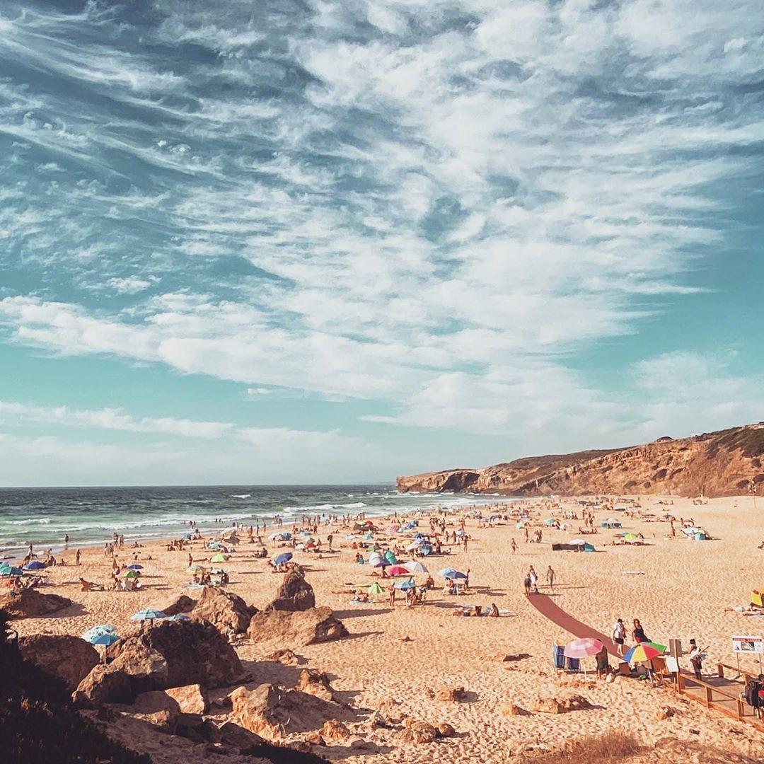 praia monte clérigo