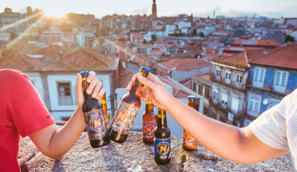 Visita a fábrica da Nortada, experimenta 5 cervejas e torna-te um mestre cervejeiro