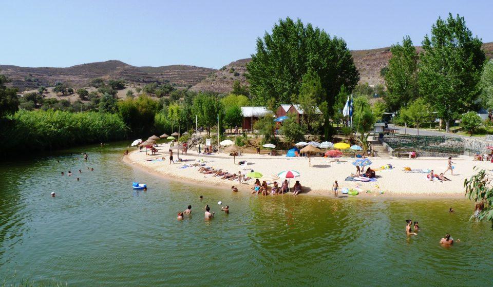 As 10 praias fluviais mais bonitas de Portugal