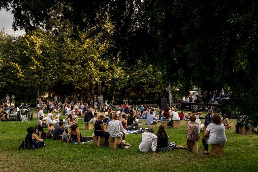 """""""Lisboa na Rua"""" está de volta com música, teatro, cinema, conversas e dança"""