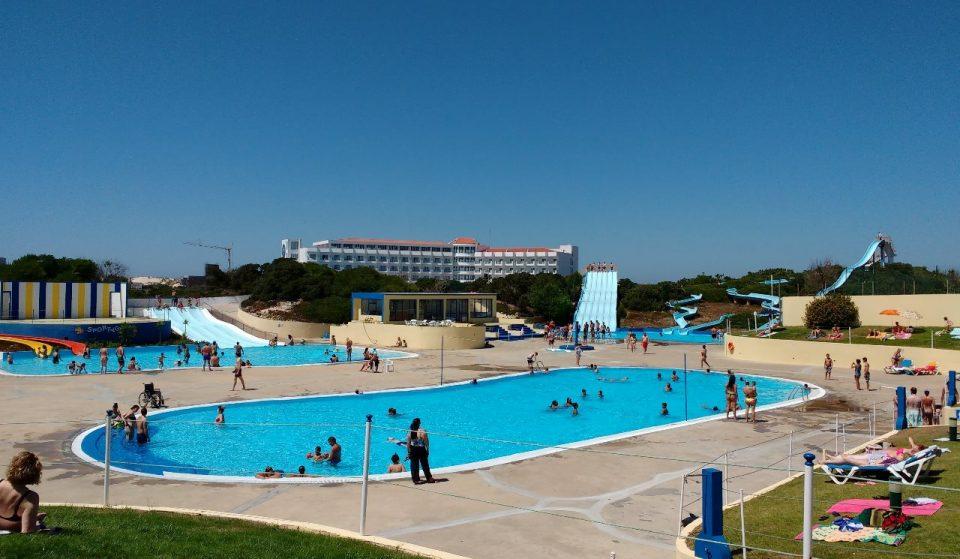 Sportágua, o parque de diversões aquáticas mais próximo de Lisboa