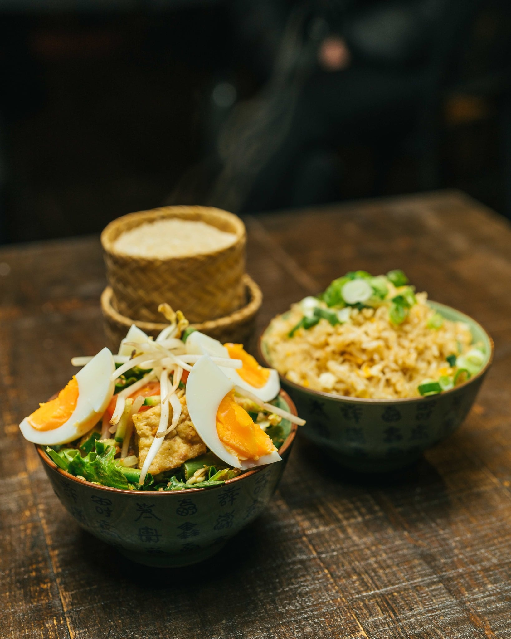 salada gado gado no boa-bao