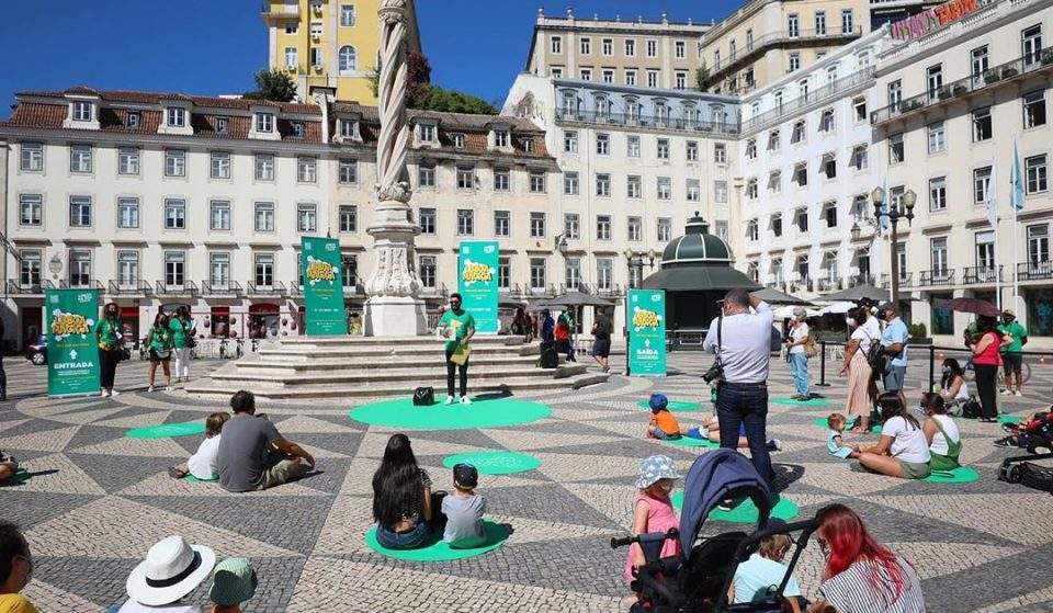 A magia regressa às ruas de Lisboa, só até 30 de agosto