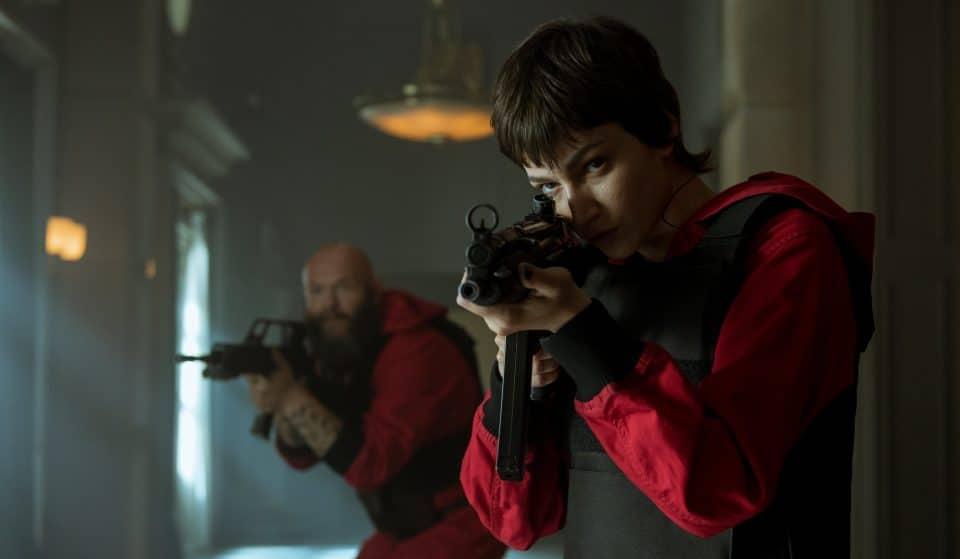 """Última temporada de """"La Casa de Papel"""" foi filmada em Lisboa"""