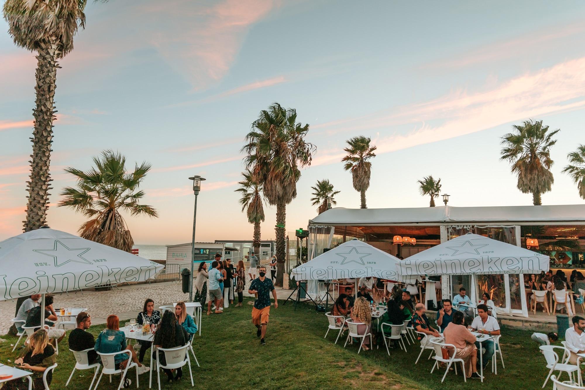 Bahia Beach Club Esplanada Bar