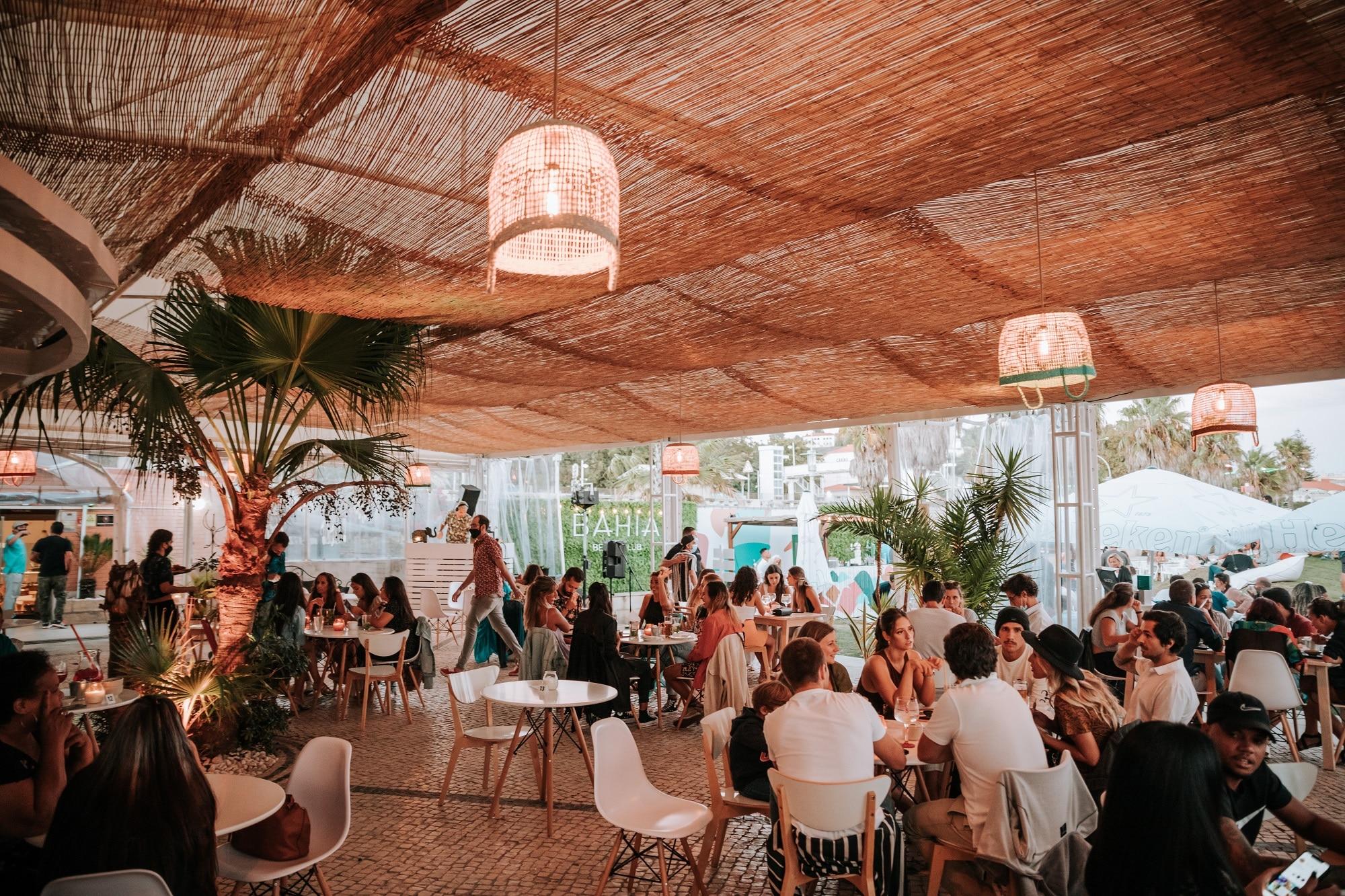 Bahia Beach Club Bar