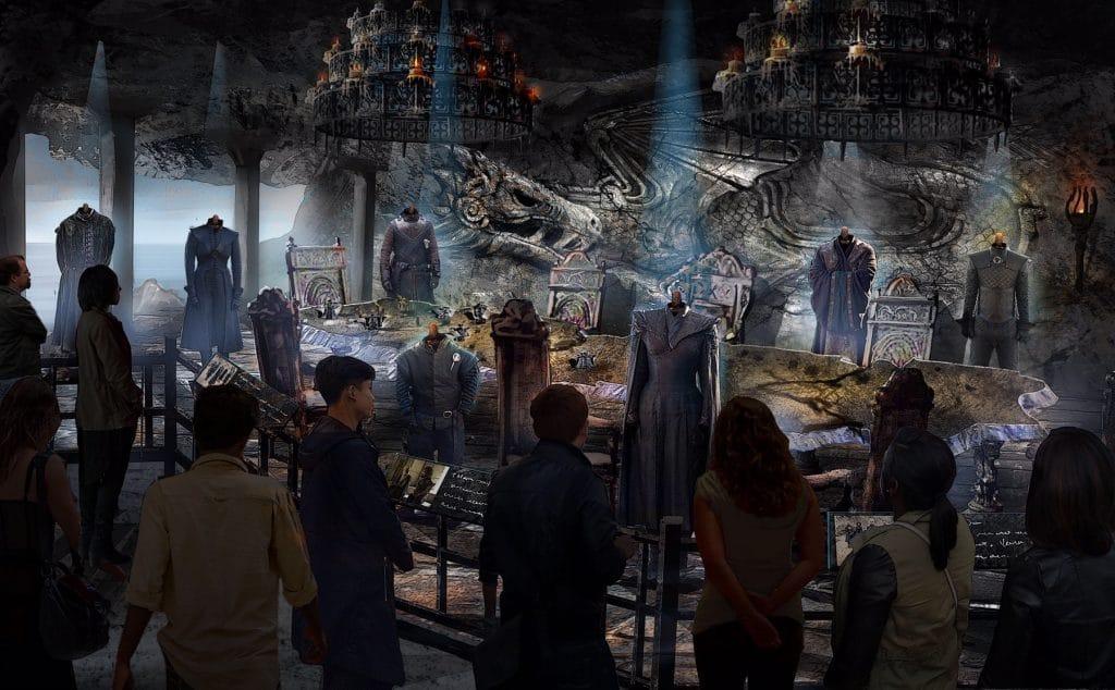 Game of Thrones Studio tour