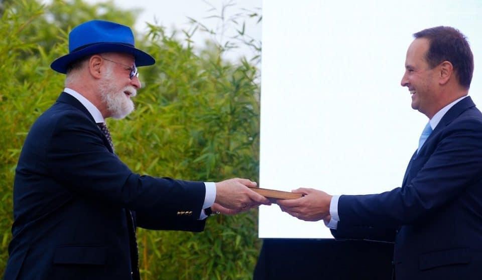 Lisboa recebe biblioteca internacional de Alberto Manguel