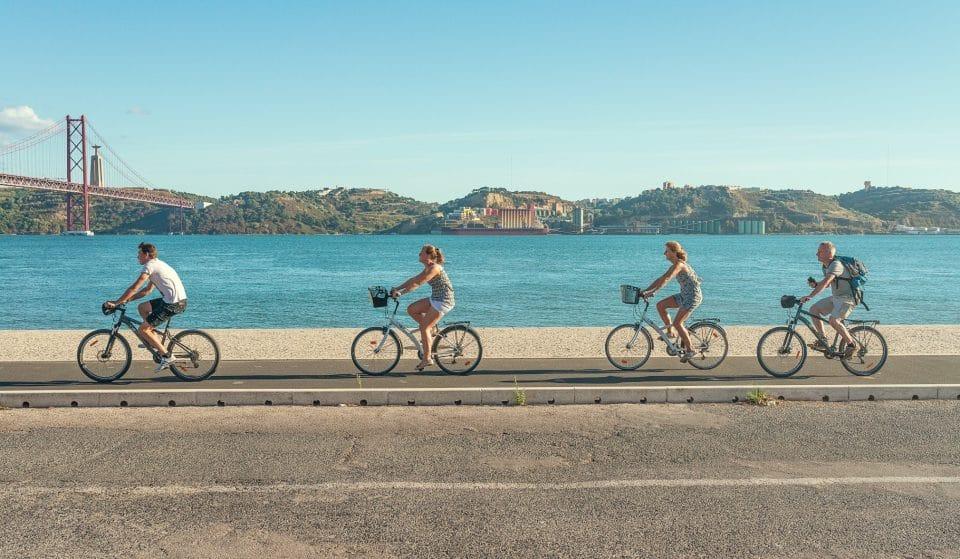 Lisboa volta a receber a Semana Europeia da Mobilidade
