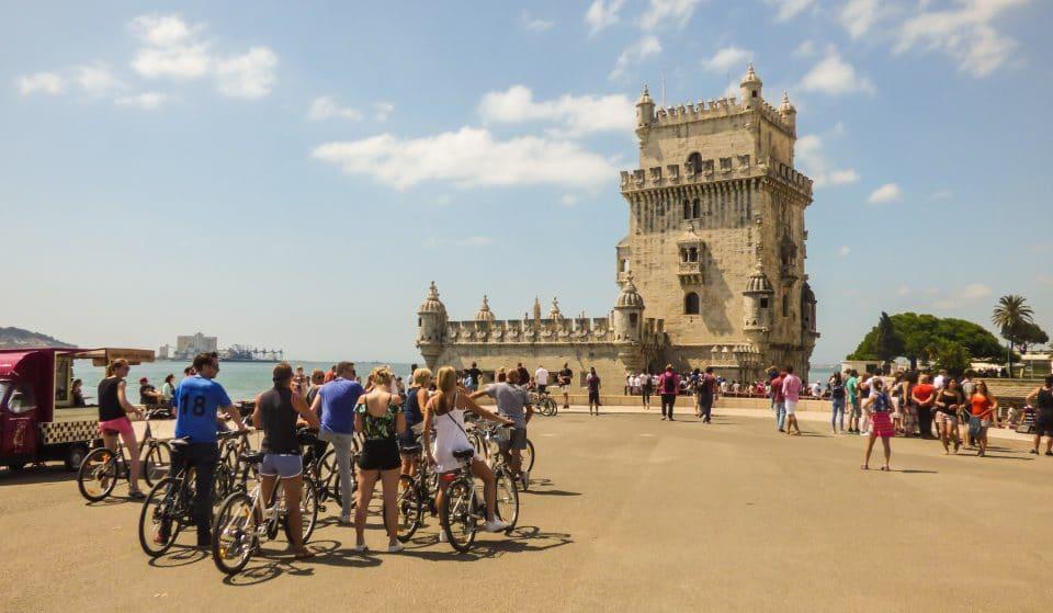 5 locais seguros em Lisboa para passear de bicicleta em família