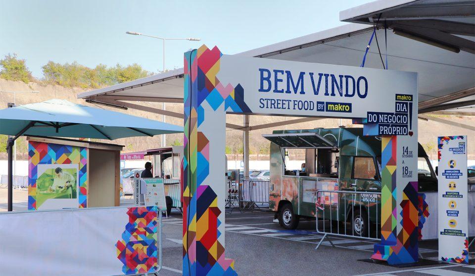 Há um Street Food para provar na Makro Portugal, em Alfragide
