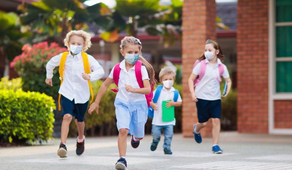 7 dicas para regressar às aulas em segurança em tempos de pandemia