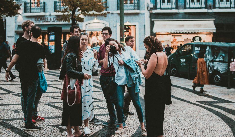 10 sugestões para aproveitares o fim de semana com amigos