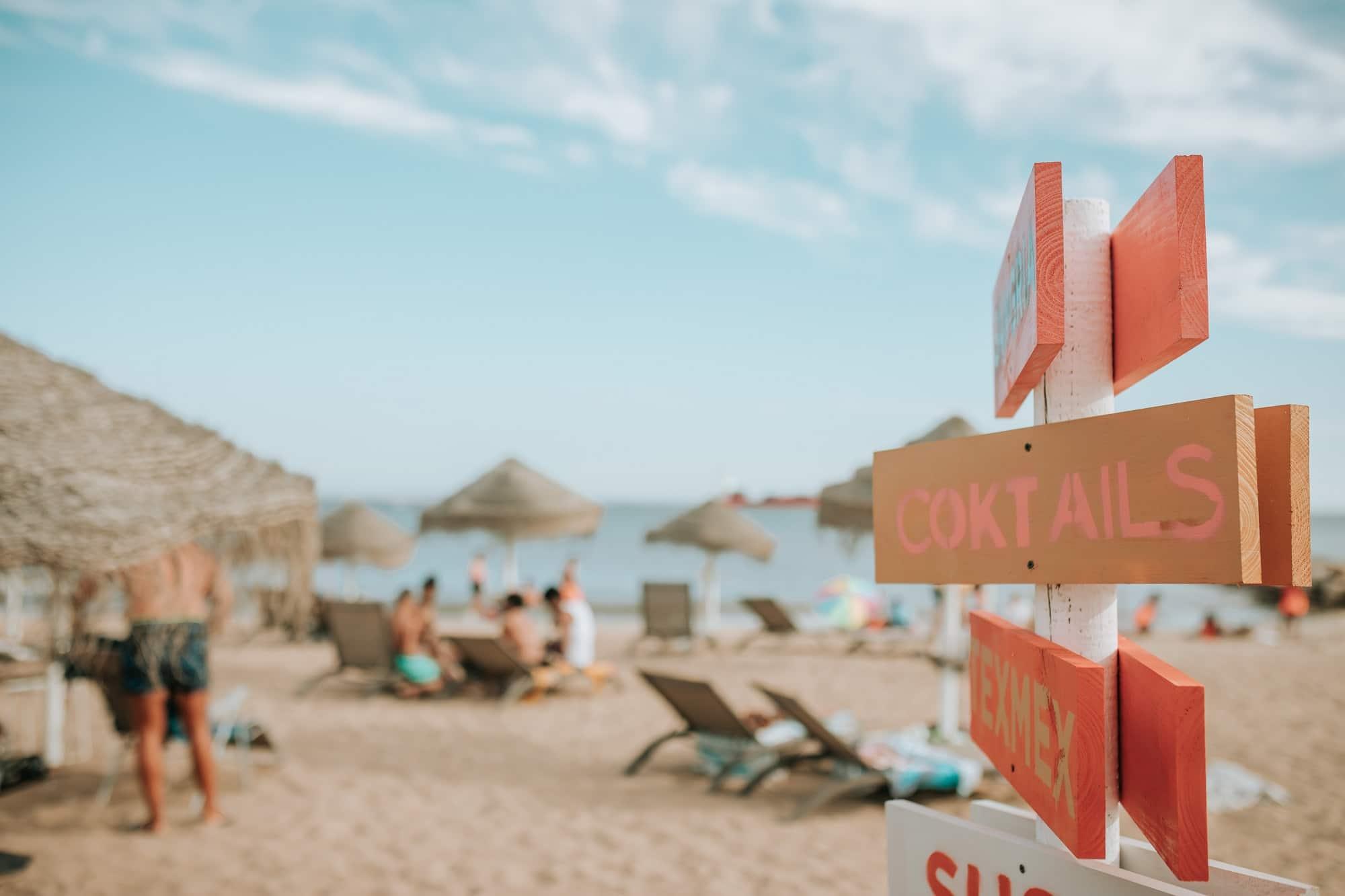 Bahia Beach Club Praia