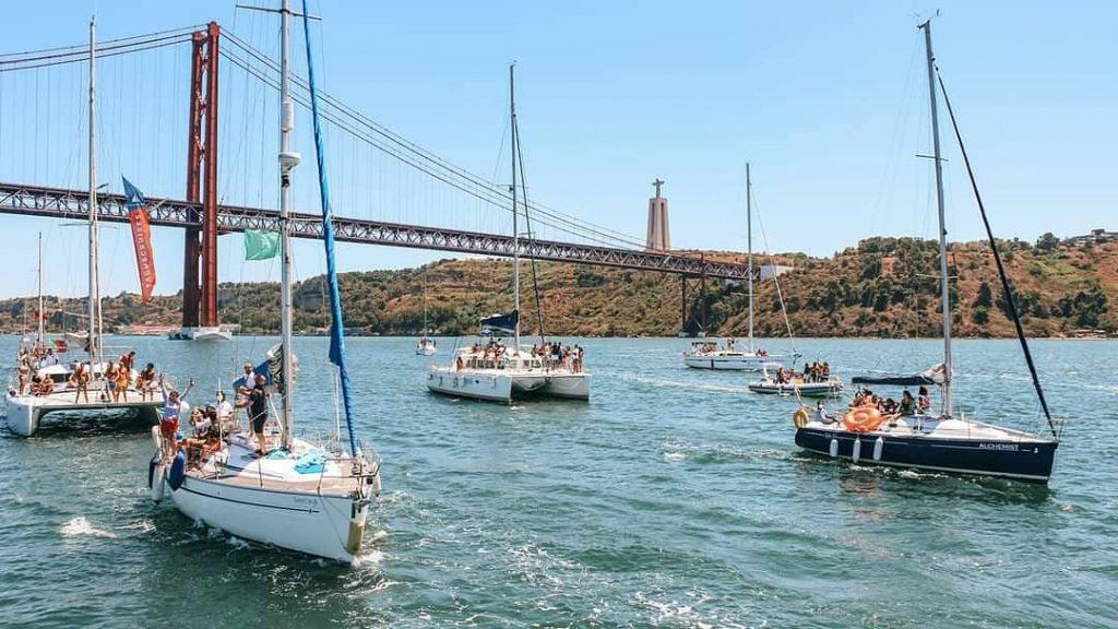 Lisbon Boat Fest: a maior festa deste verão vai acontecer junto à costa de Lisboa